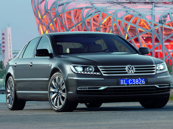 Photo VOLKSWAGEN PHAETON