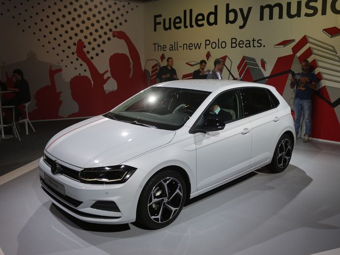 Photo volkswagen polo 2019
