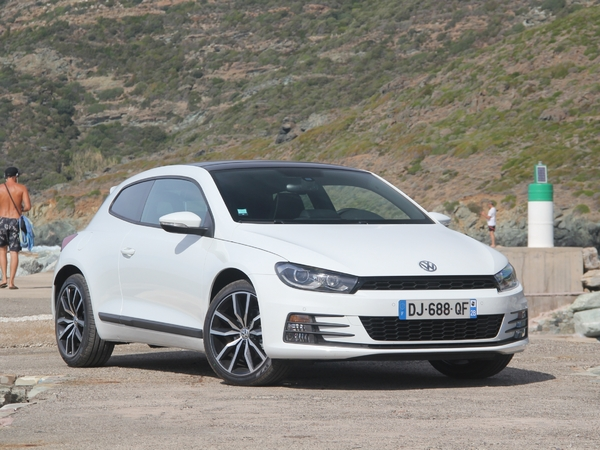 Photo VOLKSWAGEN SCIROCCO