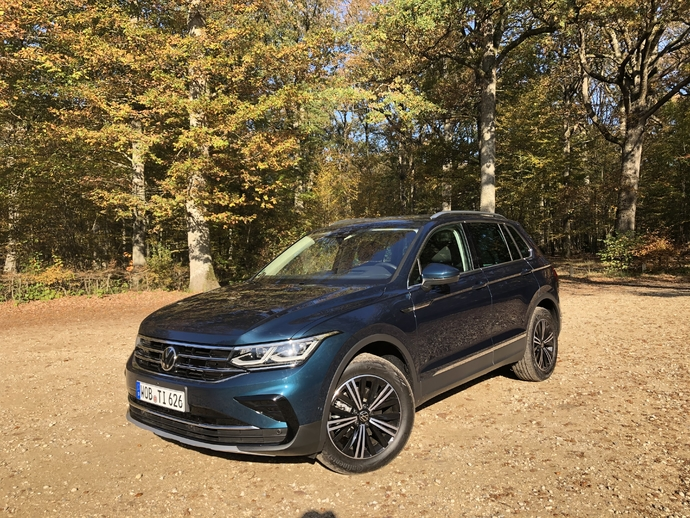 Photo volkswagen tiguan 2020