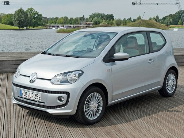 Photo volkswagen up! 2018