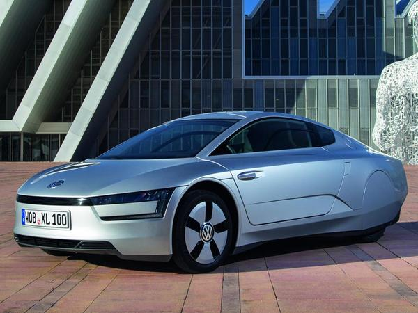 Photo VOLKSWAGEN XL1
