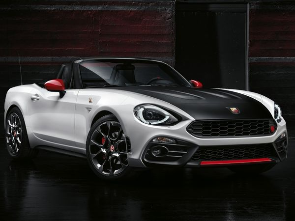Abarth 124 (2e Generation) Spider
