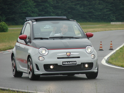 Abarth 500 C (2e Generation)