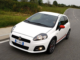 photo de Abarth Grande Punto