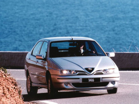 Photo alfa romeo 146 1997