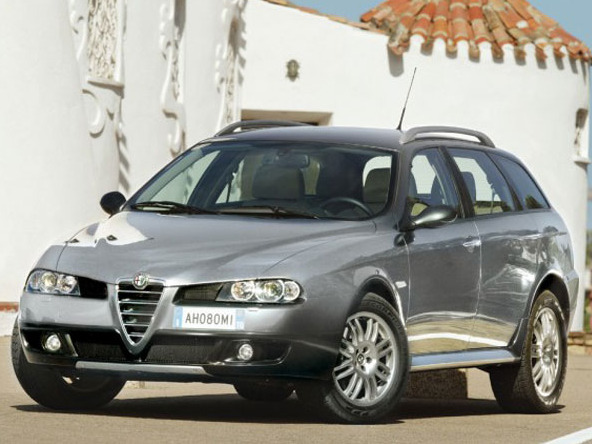 alfa romeo 156 q4 crosswagon essais fiabilit avis photos prix. Black Bedroom Furniture Sets. Home Design Ideas