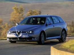 Alfa Romeo 156 Sw Gta