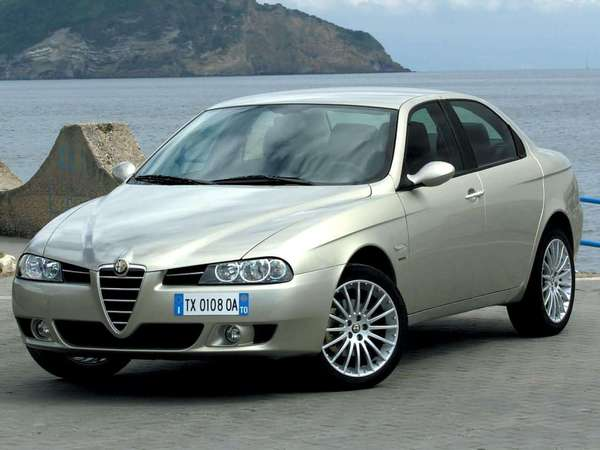 Photo alfa romeo 156 2002