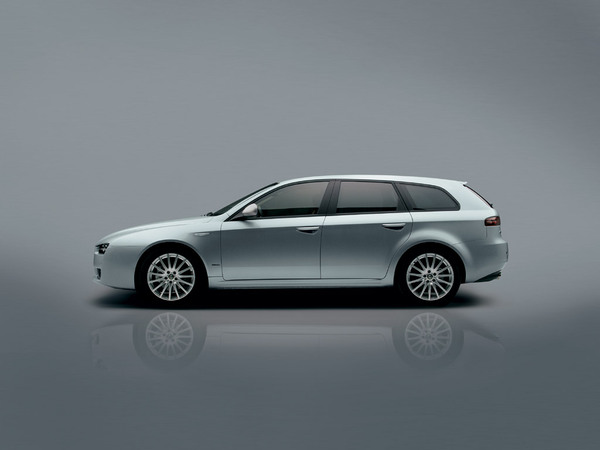Photo alfa romeo 159 2008