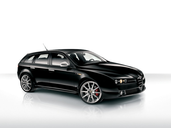 fiche technique alfa romeo 159 sw 2 4 jtdm 210 q4 ti 2007 la centrale. Black Bedroom Furniture Sets. Home Design Ideas