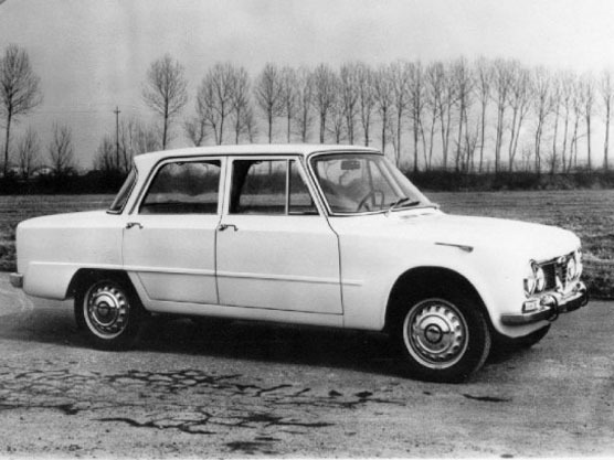 Photo ALFA ROMEO 1600