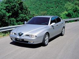 photo de Alfa Romeo 166