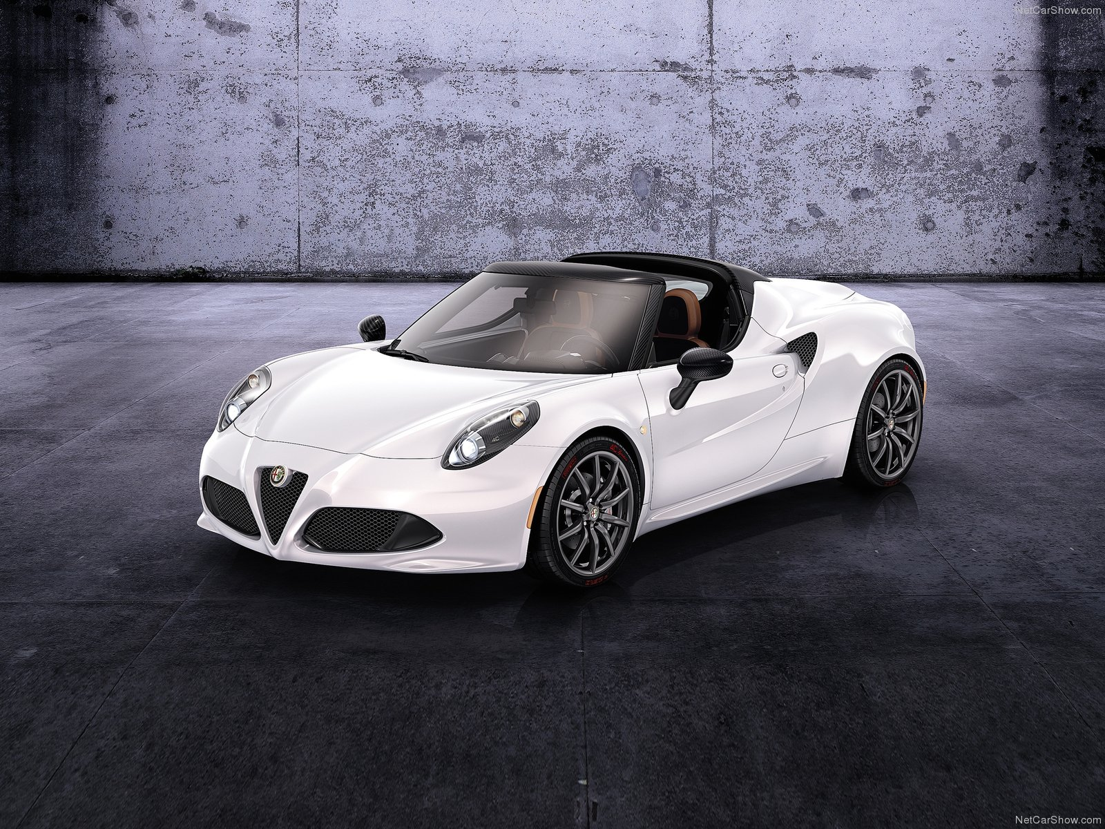 alfa romeo 4c spider essais fiabilit avis photos prix. Black Bedroom Furniture Sets. Home Design Ideas