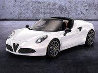 photo de Alfa Romeo 4c Spider