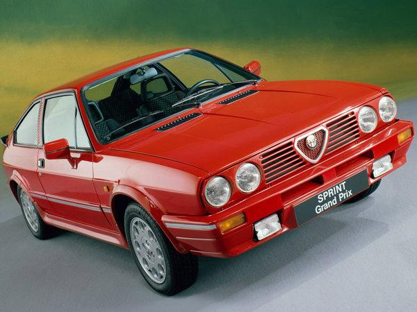 Alfa Romeo Alfasud Coupe Sprint