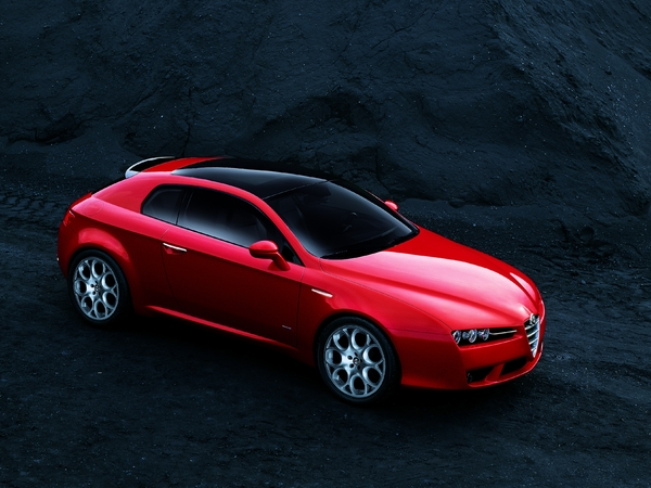 Photo ALFA ROMEO BRERA