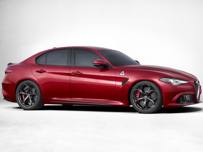 fiche technique alfa romeo giulia ii 2 9 v6 510 quadrifoglio 2016 la centrale. Black Bedroom Furniture Sets. Home Design Ideas