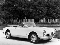 Photo Giulietta Spider