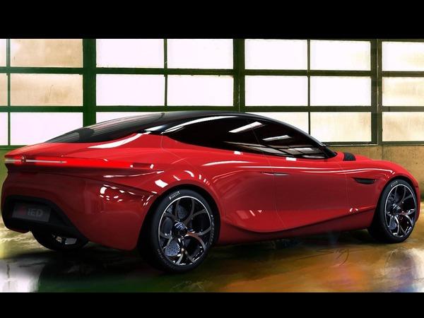 Alfa RomeoGloria Concept