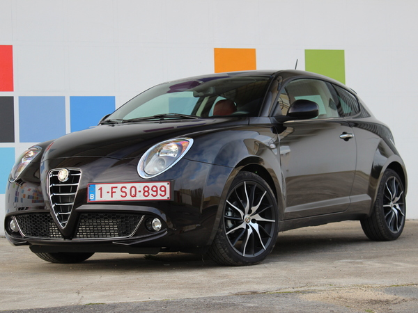 Photo alfa romeo mito 2017