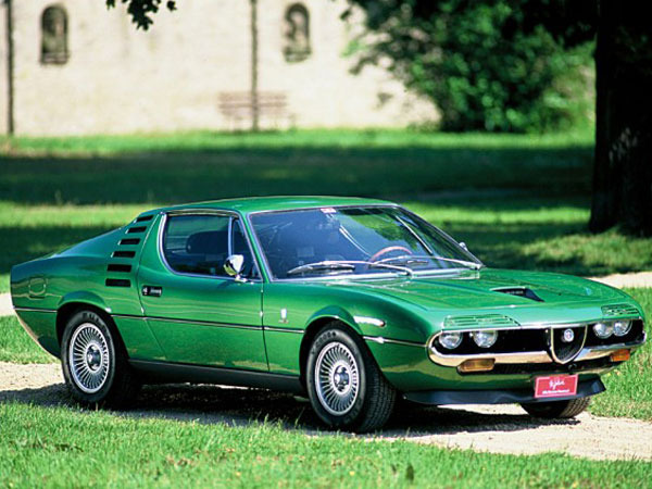 Photo ALFA ROMEO MONTREAL