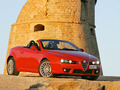 Alfa Romeo Spider Base Brera