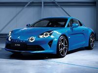 photo de Alpine A110 (2e Generation)