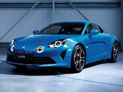 Alpine A110 (2e Generation)