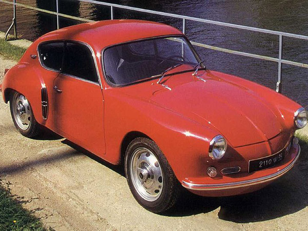 Photo ALPINE A106