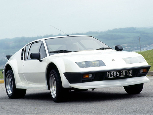 Photo alpine a310 1983