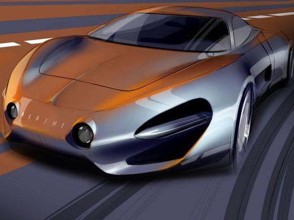 Alpine RenaultA370