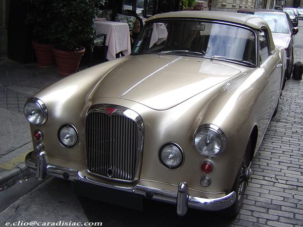Alvis Cabriolet