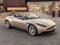 photo de Aston Martin Db11 Volante