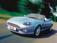 photo de Aston Martin Db7 Vantage Volante
