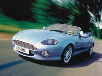 photo de Aston Martin Db7 Vantage Volante