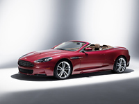 photo de Aston Martin Dbs Volante