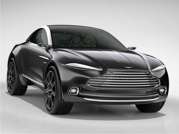 Aston MartinDbx Concept