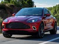 photo de Aston Martin Dbx