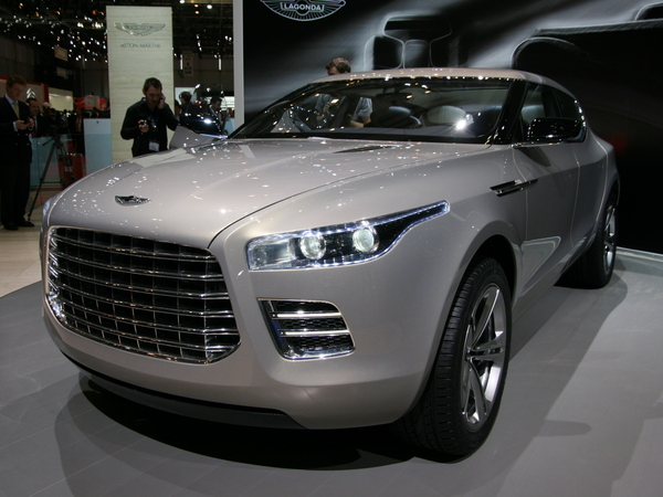 Aston MartinLagonda Concept