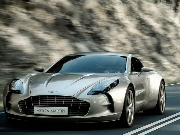 Photo aston martin one-77 2011