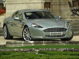 photo de Aston Martin Rapide