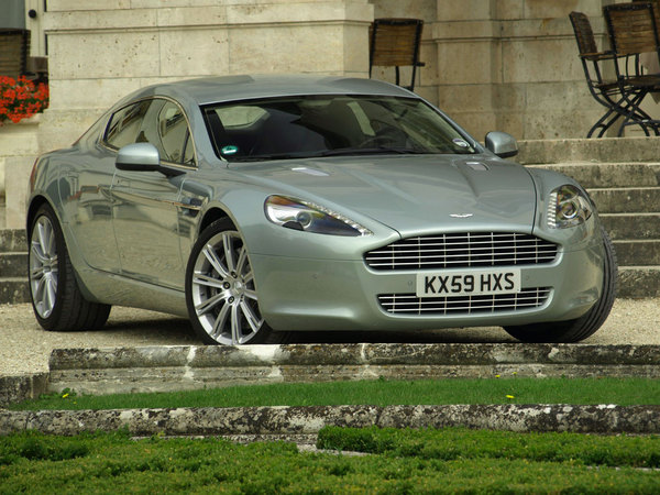 Photo aston martin rapide 2013