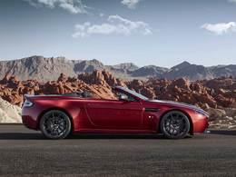 Aston Martin V12 Vantage Cabriolet