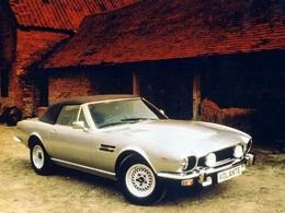 Aston Martin V8 Lwb Volante