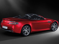 photo de Aston Martin V8 Vantage Volante