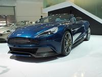 photo de Aston Martin Vanquish 2 Volante