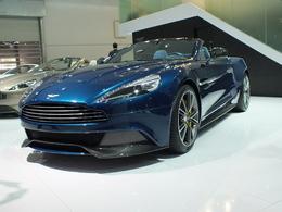 Aston Martin Vanquish 2 Volante