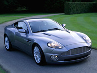 photo de Aston Martin Vanquish
