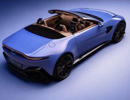Aston Martin Vantage 2 Roadster